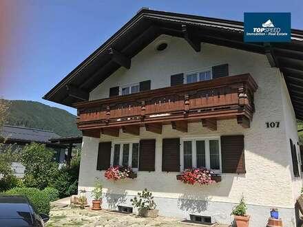 Charmantes Wohnhaus mit gepflegtem Garten in Eben im Pongau