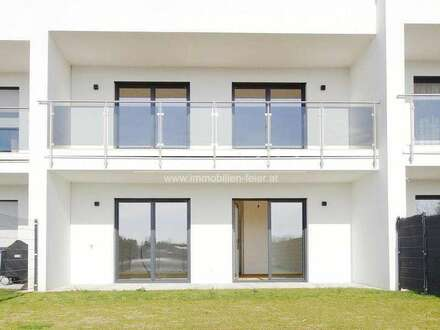 Neubau! Moderne Gartenmaisonette bzw. Reihenhaus!