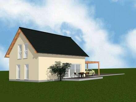 Baumeisterhaus mit Satteldach inkl. Grund - in Schönweg bei St. Andrä/Lavanttal