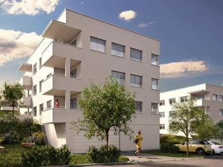 Topmöglichkeit für Jungfamilien! Wohnoase mit Terrasse und Eigengarten in ruhiger Grünlage! Große Landesförderung - geringe…