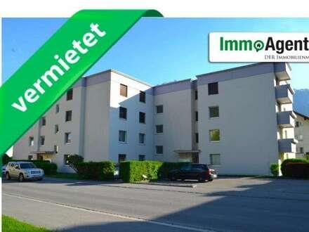 Nette 1-Zimmerwohnung mit Balkon in Bludenz zur Miete
