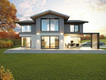 Exklusives Einfamilienhaus in idyllischer Aussichtslage nähe Dobl