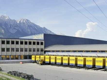 Gewerbe- und Logistikliegenschaft HALL