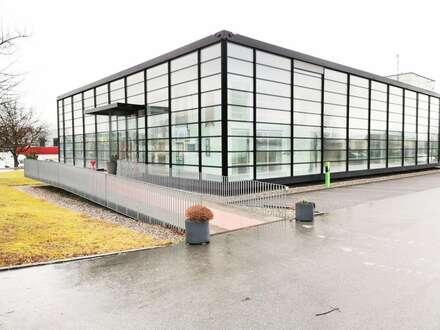 Büro und Ausstellungsgebäude in Götzis