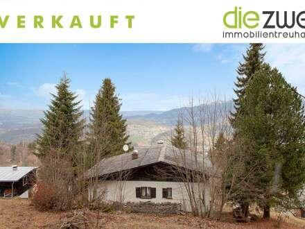 Natur Pur - Ferienhaus in idyllischer Lage