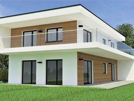 Entspannung pur at home! Neubau-Wohnung mit 600m² Garten mitten in sattem Grün mit herrlichem Ausblick