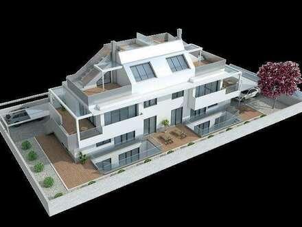 PROVISIONSFREI ! SBS/Aigen: Anlageobjekt mit 4 % Rendite ! Langfristig vermietete neuwertige Duplex Villa in exklusiver Lage