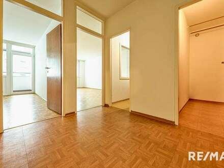 Intelligent geschnittene 2-Zimmer Wohnung inmitten von Salzburg