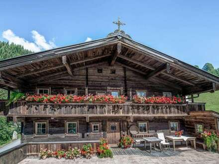 Einzigartiges & prachtvolles Anwesen in Jochberg