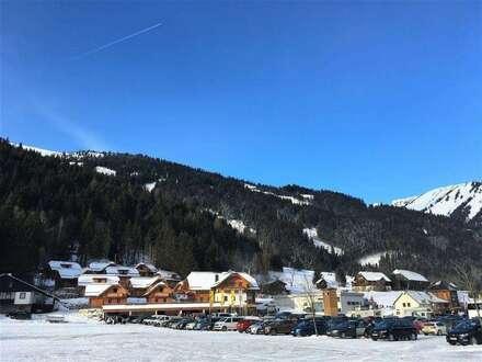 Perfektes Hotelbau-Grundstück direkt an der Talstation der Riesneralm