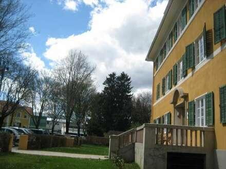 Büro/Praxis 2ZI in schöner Altbauvilla +Gartennutzung,Parkplätze
