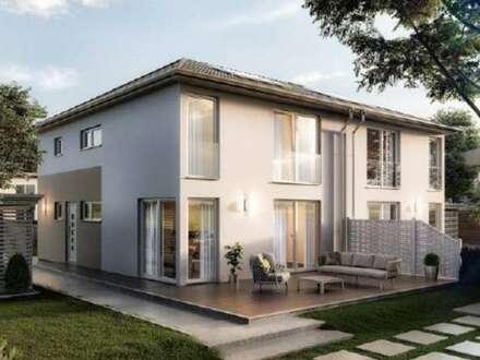 Jenbach: Ihr Traum vom massiven Eigenheim - Neubauprojekt mit insgesamt 10 wohnbaugeförderten Einfamilienwohnhäusern (zB Haus 8: Kaufpreis 329.307,00 €)