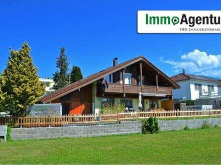 Einfamilienhaus mit tollem Garten in Dornbirner Toplage