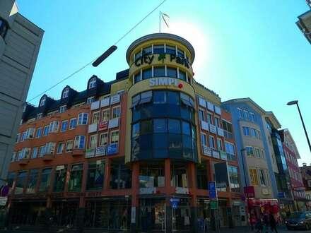 Geschäftsfläche in der Kaiserbergstraße
