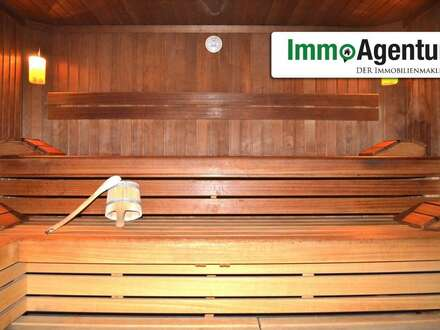 Saunalandschaft zur Miete in Götzis