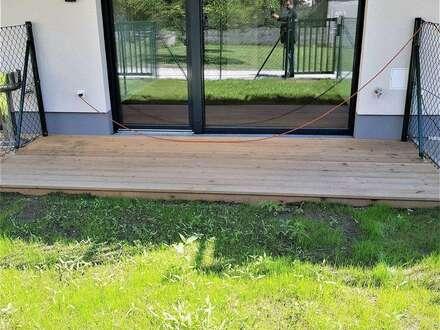 2-Zimmerwohnung mit Garten - Top Ausstattung