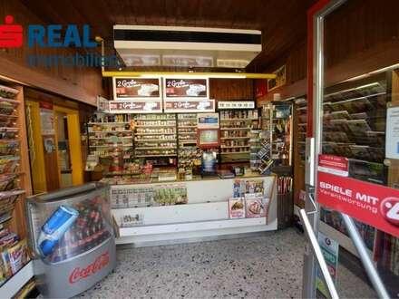 Tabaktrafik - Geschäftslokal / Klein Cafe / Büro / Atelier / Büro - in guter Autofrequenzlage in Innsbruck