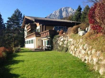 Großzügiges Wohlfühl-Landhaus in Leogang!