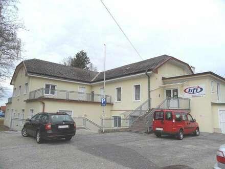 Schulungs- und Bürozentrum in der Bezirkshauptstadt Gmünd