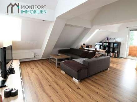 Bezaubernde 2,5-Zimmer-Maisonette-Wohnung in Feldkirch (Gisingen) zu vermieten!