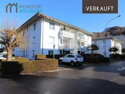 NEUER PREIS: attraktive 4-Zimmerwohnung (EG) inkl. Terrasse u. TG-Platz in Götzis zu verkaufen!
