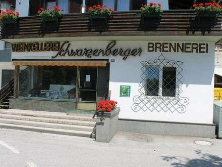 Große, zentral gelegene Geschäftsfläche in Brixlegg zu mieten!