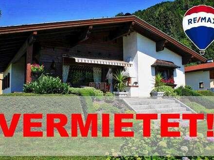 VERMIETET - Charmantes Einfamilienhaus am Stadtrand von Wörgl!