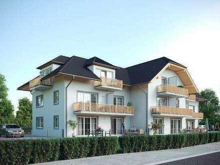 Platz für die ganze Familie: 4-Zimmer-Maisonettewohnung in Großgmain