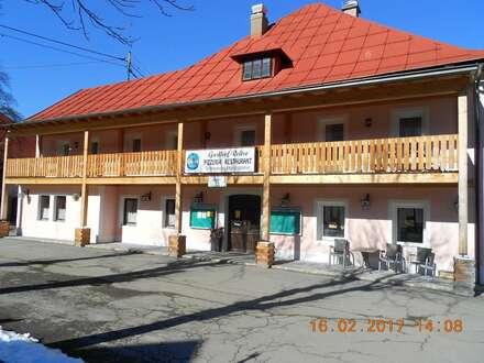 Schöner Landgasthof mit Ferienwohnungen und Bauernhof in der Schi Region Hermagor / Nassfeld