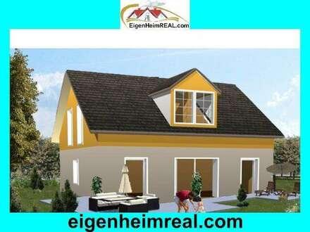 Einfamilienhaus NEUBAU mit Grund ab 550,- EUR mtl