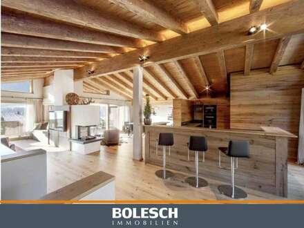 Größtes Skigebiet Österreichs: Neubau-Chalets, top ausgestattet, in Aussichtslage von Fieberbrunn