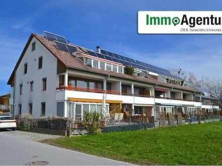 Wunderbare 4-Zimmerwohnung mit Wintergarten, Terrasse und Garten in Lustenau