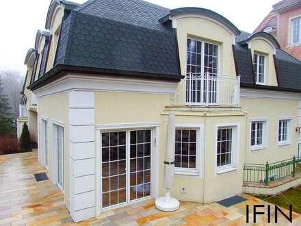 Exklusiv-ausgestattete Villa in Bestlage - südlich von Wien