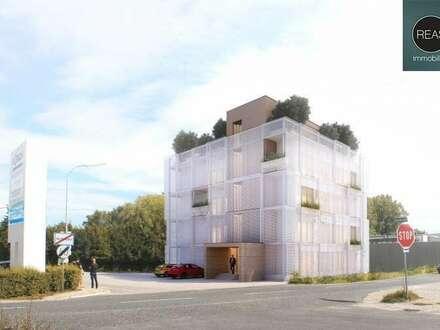 Ausbaufähiges Betriebsgrundstück mit Bürogebäude in Brunn am Gebirge!