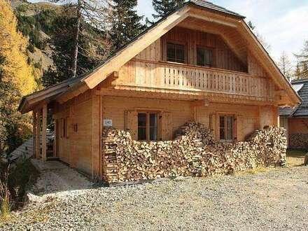 Ihre Almhütte im (familienfreundlichen) Wanderparadies! Uriges Holzhaus am Klippitztörl, Kärnten