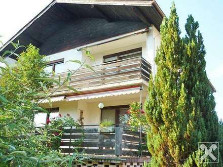 Dornbirn-Rohrbach: älteres Einfamilienhaus in sehr schöner Lage zu verkaufen