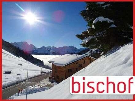 Gewidmete 3-Zimmer-Ferienwohnung in Damüls/Faschina in wunderschöner Lage - Nähe Skigebiet