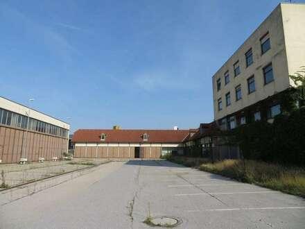 Lager, Einstellen von Fahrzeugen, Reparatur von KFZ, 2500 m2 oder kleinere Flächen ab 600 m2