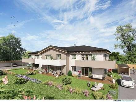 88 m² Eigentumswohnung mit Balkon in Rohr - Top 4