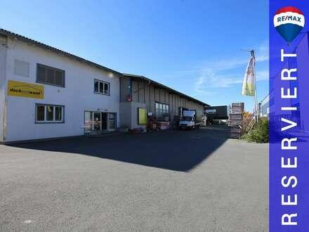 Lager/Produktionshalle mit bester Infrastruktur in Dornbirn