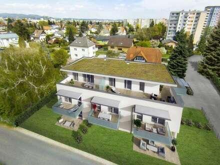 ANLEGERWOHNUNG: NEUBAU - 2-Zimmer-Penthousewohnung im 2. Obergeschoss in Graz - Wetzelsdorf!