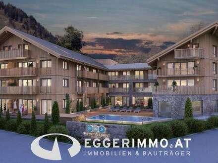 NEUBAU Luxuriöse Apartments in Bestlage von Zell am See zu verkaufen - Investition und Urlaubsgenuss in EINEM