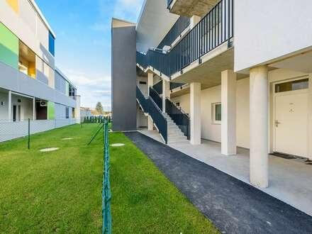 Frühlingsgefühle auf 55m² - Gartenwohnung mit Top Ausstattung
