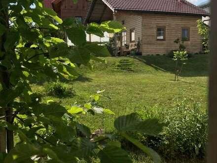 Singlehaus mit Aussensauna 15 km von Linz/Uni