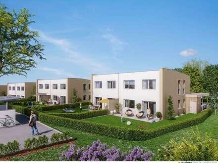 Eigentums-Doppelhaushälfte in Haag am Hausruck