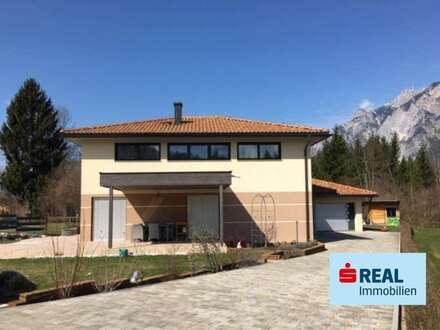 Modernes Einfamilienhaus mit grandiosem Blick auf das Dreiländereck