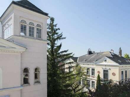Wohnung mit wunderbaren Ausblick & Terrasse - 5 Gehminuten vom Thermalbad in Bad Vöslau