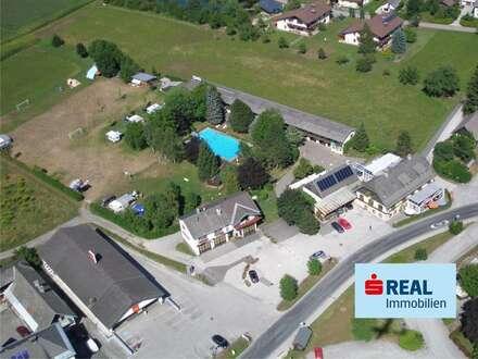 Traditionsgasthaus mit dazugehörigen Campingplatz und Gästezimmer zu verkaufen!