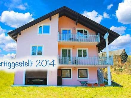 Triestingtal - Nähe Alland ca. 35 Minuten nach Wien !!! ALLES NEU !!! Landhaus mit viel Potenzial wurde 2014 fertiggestellt!…