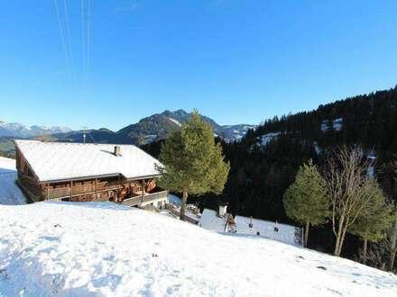 Bergbauernhaus mit Freizeitwidmung zu vermieten!